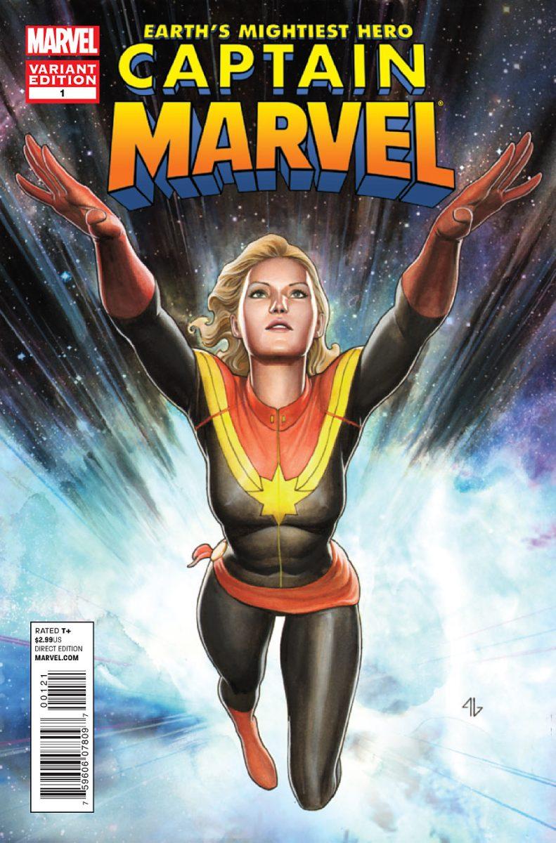 PREVIEW: Captain Marvel #1
