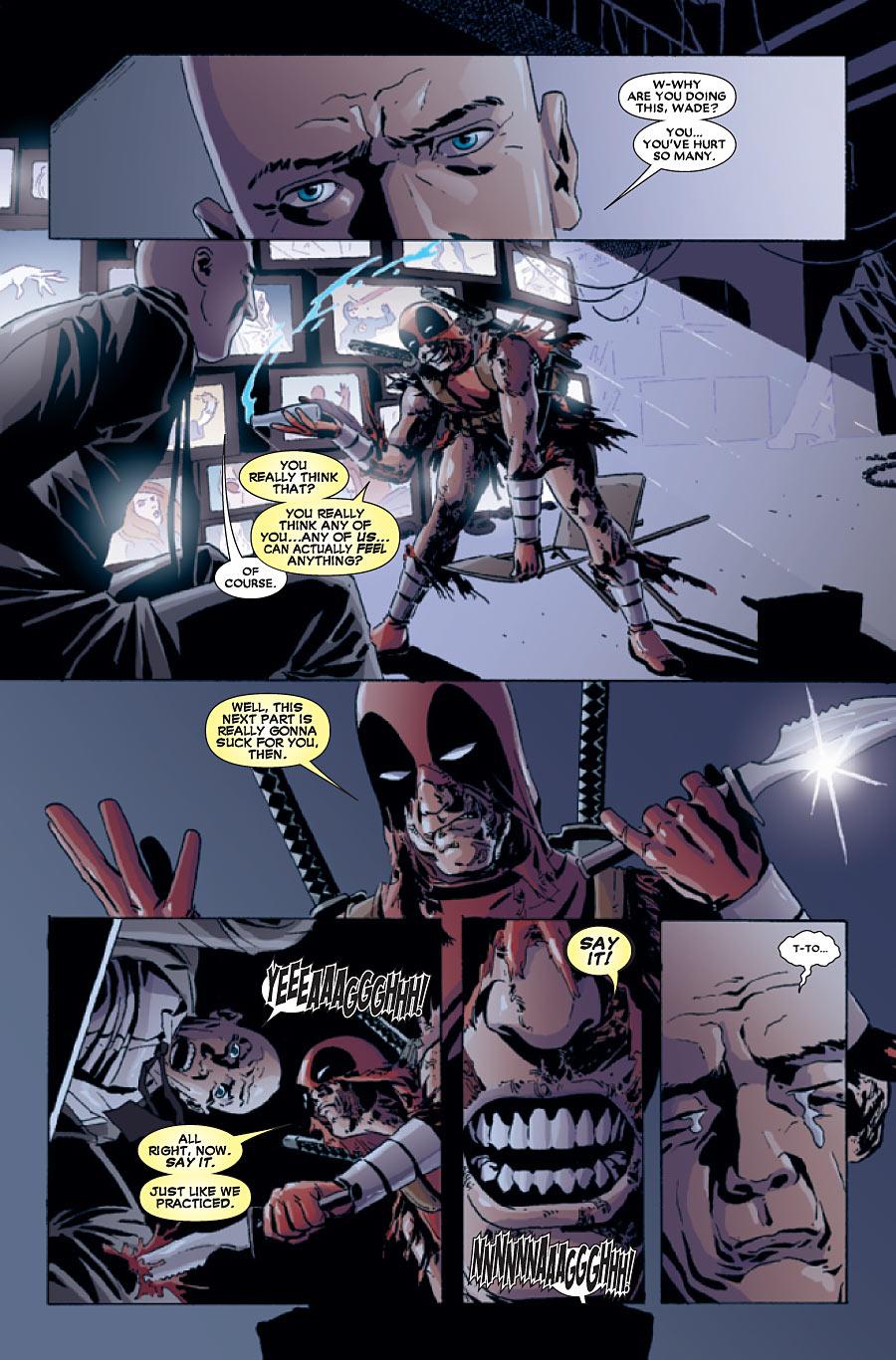 Deadpool Kills The Marvel Universe Iron Man PREVIEW: Deadpool Kill...