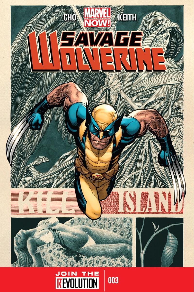 REVIEW: Savage Wolverine #3