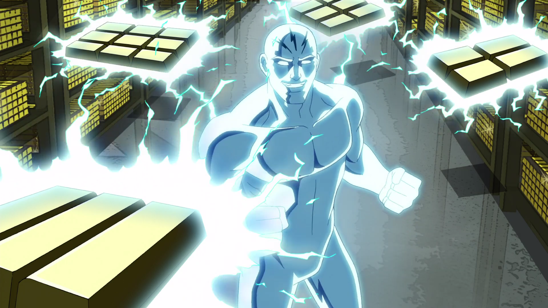 Electro ultimate spider man