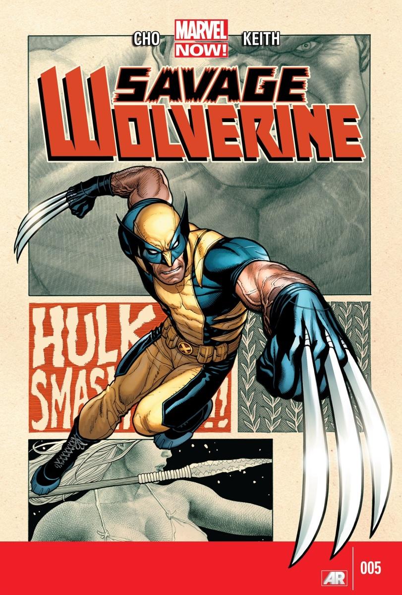 REVIEW: Savage Wolverine #5