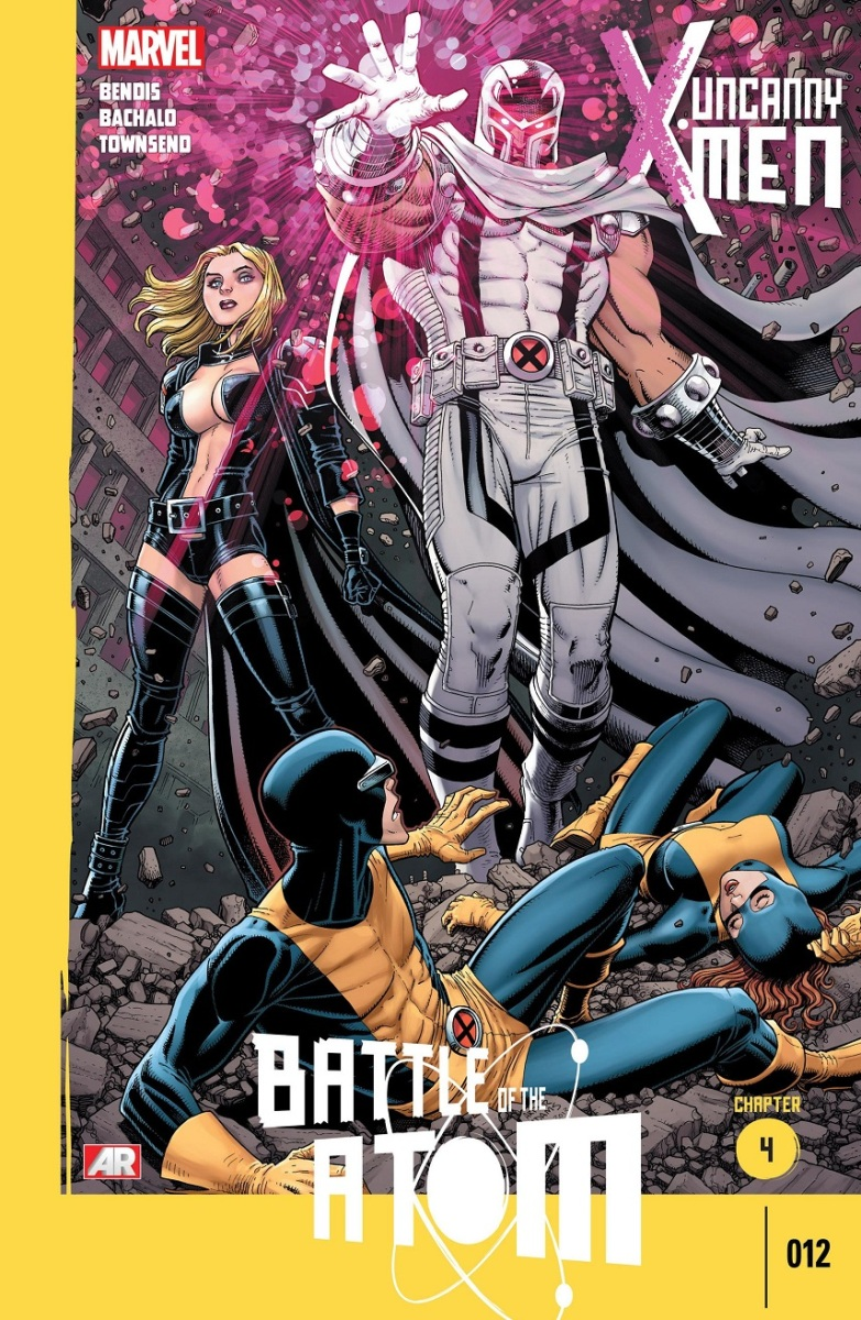 REVIEW: Uncanny X-Men #12 - BATTLE OF THE ATOM PART 4