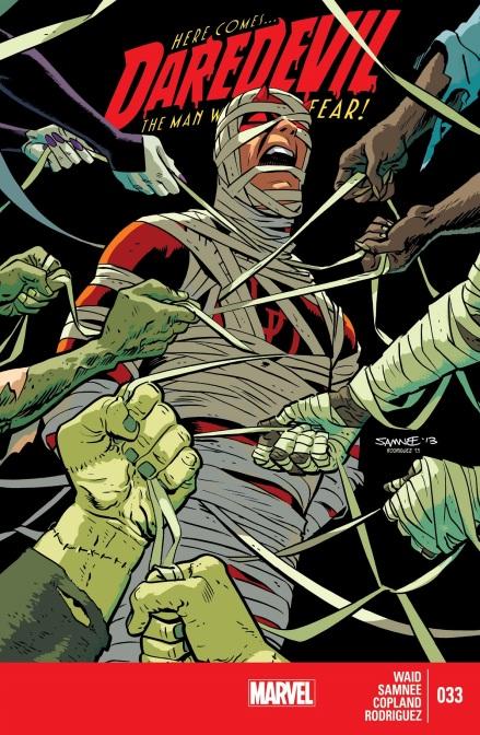 Daredevil #33 - Page 1