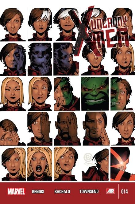 Uncanny X-Men #14 - Page 1